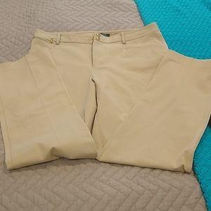 Lauren Ralph Lauren khaki pants